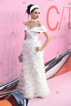 Stacy Bendet. Stacey Bendet attends the CFDA Fashion Awards at the Brooklyn Museum, in New York