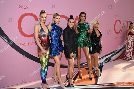 Editorial picture of 2019 CFDA Fashion Awards - Arrivals, New York, USA - 03 Jun 2019
