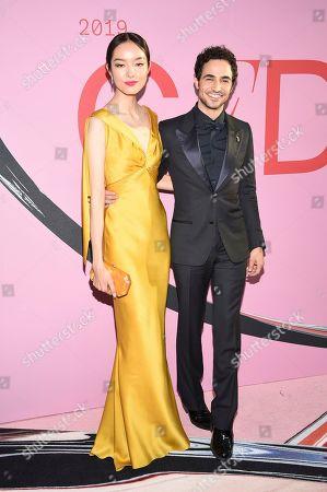 Editorial image of 2019 CFDA Fashion Awards - Arrivals, New York, USA - 03 Jun 2019