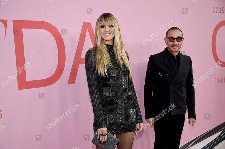 Editorial photo of 2019 CFDA Fashion Awards - Arrivals, New York, USA - 03 Jun 2019
