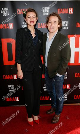 Elvy Yost and T.R. Knight