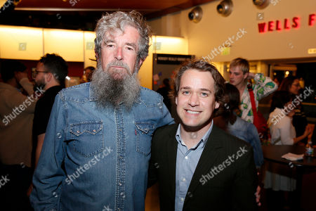 Les Waters and T.R. Knight