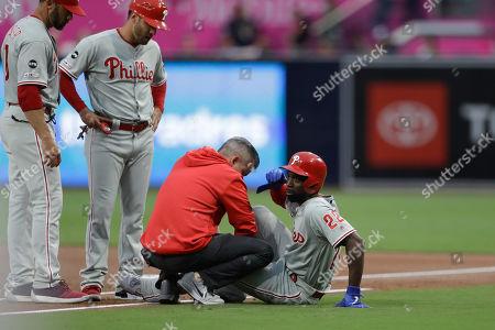 Editorial photo of Phillies Padres Baseball, San Diego, USA - 03 Jun 2019