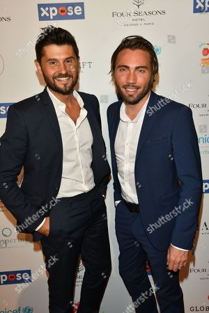 Christophe Beaugrand and Ghislain Gerin