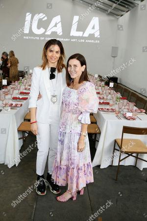 Marija Karan and Sydney Holland