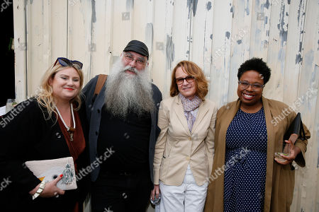 Editorial photo of Elsa Longhauser'Institute of Contemporary Art' brunch benefit, Los Angeles, USA - 01 Jun 2019