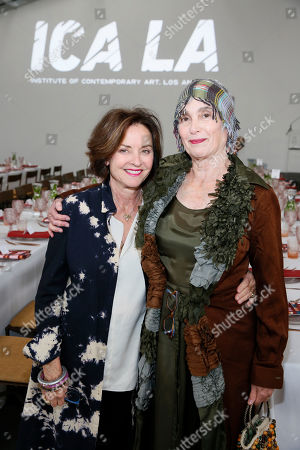 Laura Donnelly and Elsa Longhauser