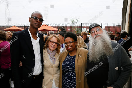 Editorial picture of Elsa Longhauser'Institute of Contemporary Art' brunch benefit, Los Angeles, USA - 01 Jun 2019