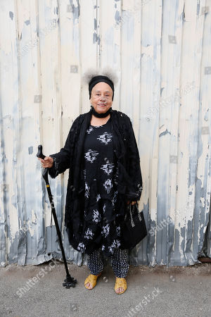 Editorial photo of Elsa Longhauser'Institute of Contemporary Art' brunch benefit, Los Angeles, USA - 01 Jun 2019