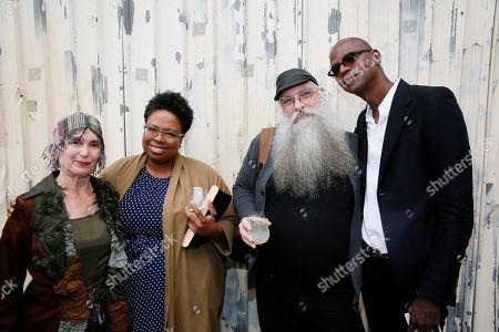 Editorial image of Elsa Longhauser'Institute of Contemporary Art' brunch benefit, Los Angeles, USA - 01 Jun 2019