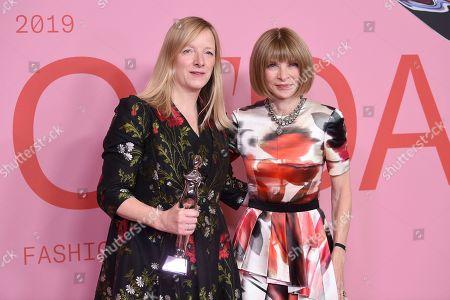 Editorial photo of 2019 CFDA Fashion Awards - Winners Walk, New York, USA - 03 Jun 2019