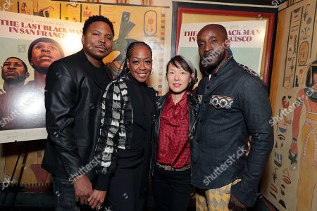 Willie Hen, Tichina Arnold, Julia Kim, Casting Director, Rob Morgan