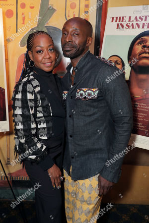 Tichina Arnold, Rob Morgan