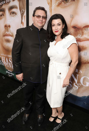 Kevin Jonas Sr. and Denise Jonas