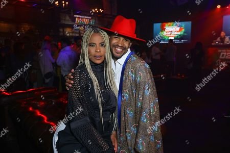 Laurieann Gibson and guest