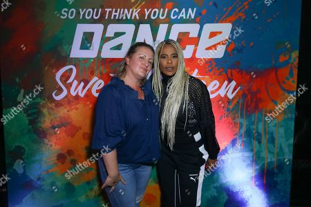 M,y Moore and Laurieann Gibson