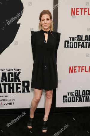 "Editorial image of World Premiere of ""The Black Godfather"", Los Angeles, USA - 03 Jun 2019"