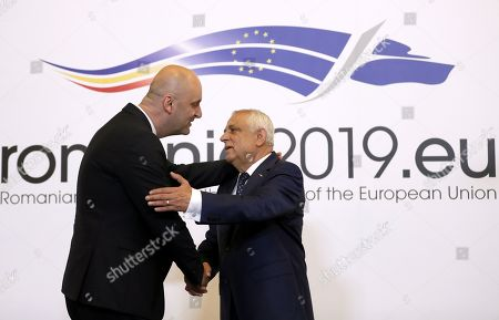 Editorial image of Informal Council of the Ministers of Agriculture and Fisheries in Bucharest, Romania - 04 Jun 2019