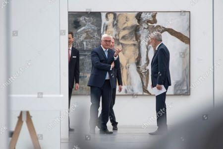 Editorial image of German speaking head of state meeting in Linz, Austria - 04 Jun 2019
