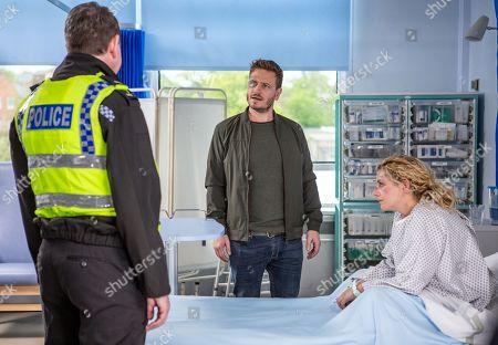 Editorial image of 'Emmerdale' TV Show UK - 2019