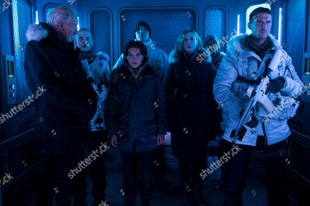 Charles Dance as Jonah Alan, Tracie Garrison as Asaj, Millie Bobby Brown as Madison Russell, Zac Zedalis as Sergeant Travis, Vera Farmiga as Dr. Emma Russell, Joshua Leary as Sergeant Baker and Jonathan Howard as Asher Jonah