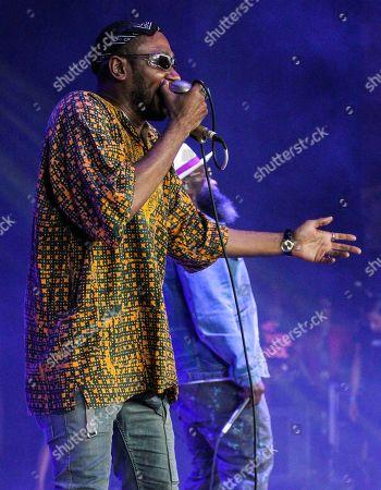 Editorial image of Roots Picnic 2019, Philadelphia, USA - 01 Jun 2019