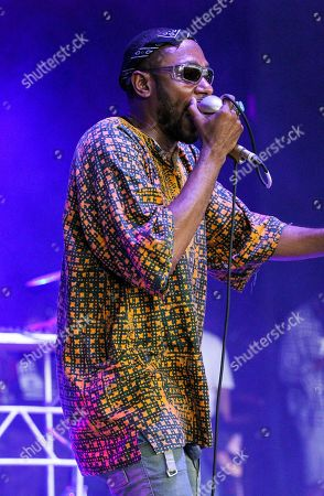Stock Picture of Mos Def