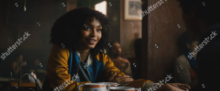 Yara Shahidi as Natasha Kingsley