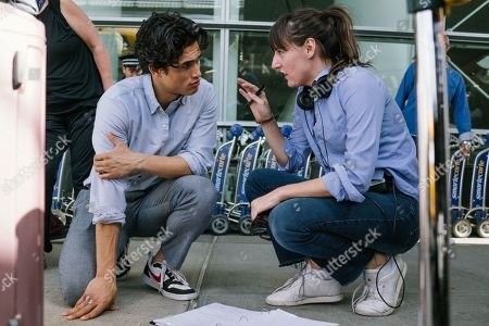 Charles Melton as Daniel Jae Ho Bae and Ry Russo-Young Director