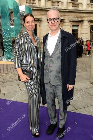 Stock Picture of Yana Peel and Hans-Ulrich Obrist