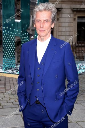 Stock Picture of Peter Capaldi