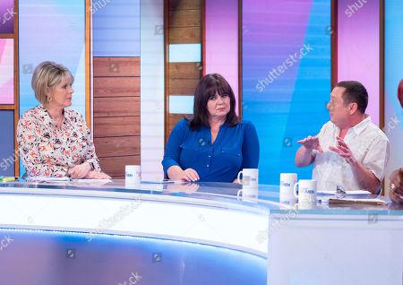 Editorial photo of 'Loose Women' TV show, London, UK - 04 Jun 2019