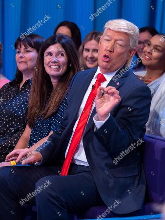 Editorial image of 'Loose Women' TV show, London, UK - 04 Jun 2019