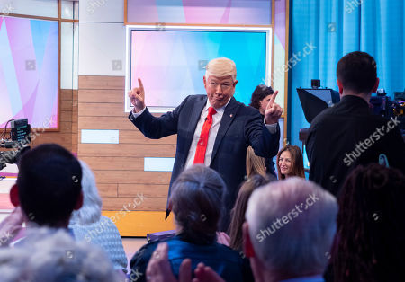 Stock Picture of Mike Osman - Donald Trumped