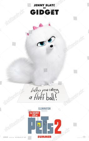 The Secret Life of Pets 2 (2019) Poster Art. Gidget (Jenny Slate)