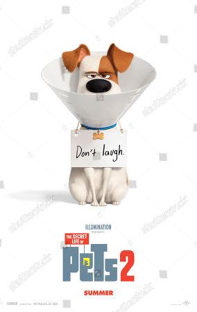 The Secret Life of Pets 2 (2019) Poster Art. Max (Patton Oswalt)