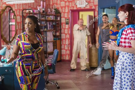 Editorial image of 'Claws' TV Show Season 2 - 2018