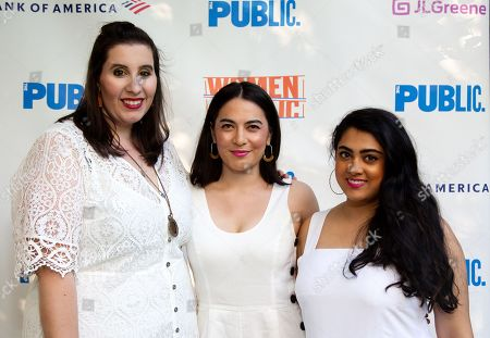 Editorial picture of Ladies Unite at Women of the Public Gala, New York, USA - 03 Jun 2019