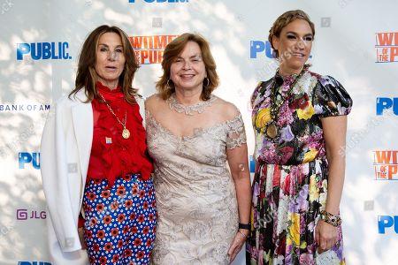 Editorial photo of Ladies Unite at Women of the Public Gala, New York, USA - 03 Jun 2019