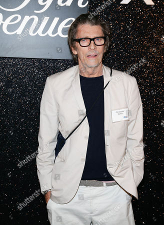 Editorial picture of Saks x Stonewall Inn collection launch party, Arrivals, The Times Square Edition Hotel, New York, USA - 04 Jun 2019