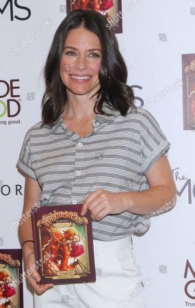 Stock Picture of Evangeline Lilly