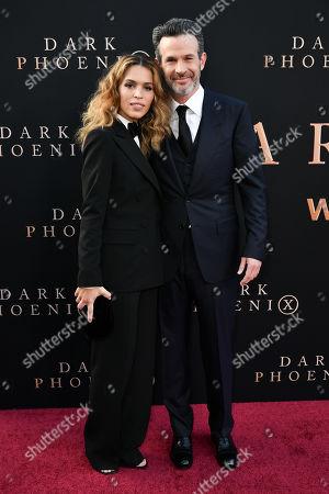 Chloe Wade and Simon Kinberg