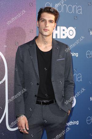 Editorial image of 'Euphoria' TV Show Premiere, Arrivals, Pacific Cinerama Dome, Los Angeles, USA - 04 Jun 2019