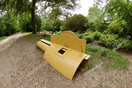 'Del Rio' by Anthony Caro
