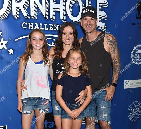 Editorial image of Craig Campbell Celebrity Cornhole Challenge benefiting Fight Colorectal Cancer, Nashville, USA - 04 Jun 2019