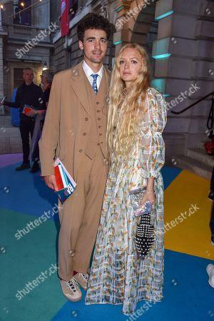 Arthur Guinness and Hannah Weiland