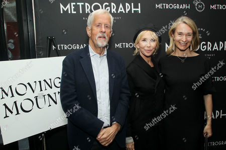 Michael Apted (Director), Trudie Styler (Producer), Celine Rattray