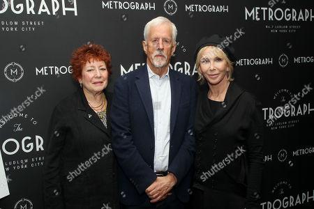 Susanne Rostock (Film Editor), Michael Apted (Director), Trudie Styler (Producer)