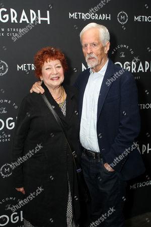 Susanne Rostock (Film Editor), Michael Apted (Director)