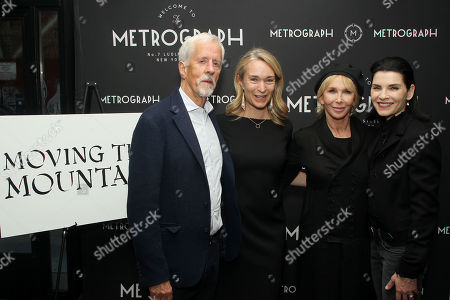 Michael Apted (Director), Celine Rattray, Trudie Styler (Producer), Julianna Margulies